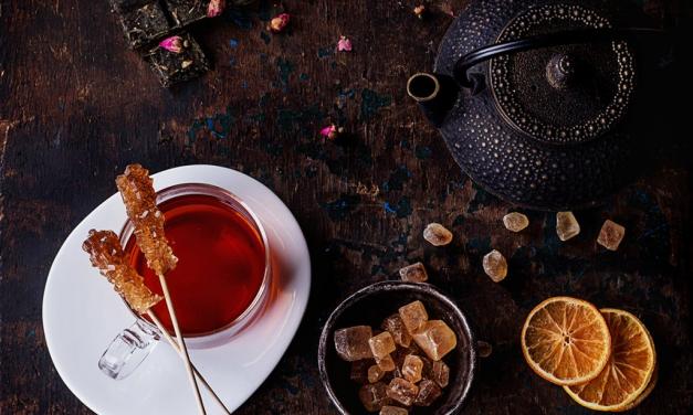 Il Tè che non é un Tè