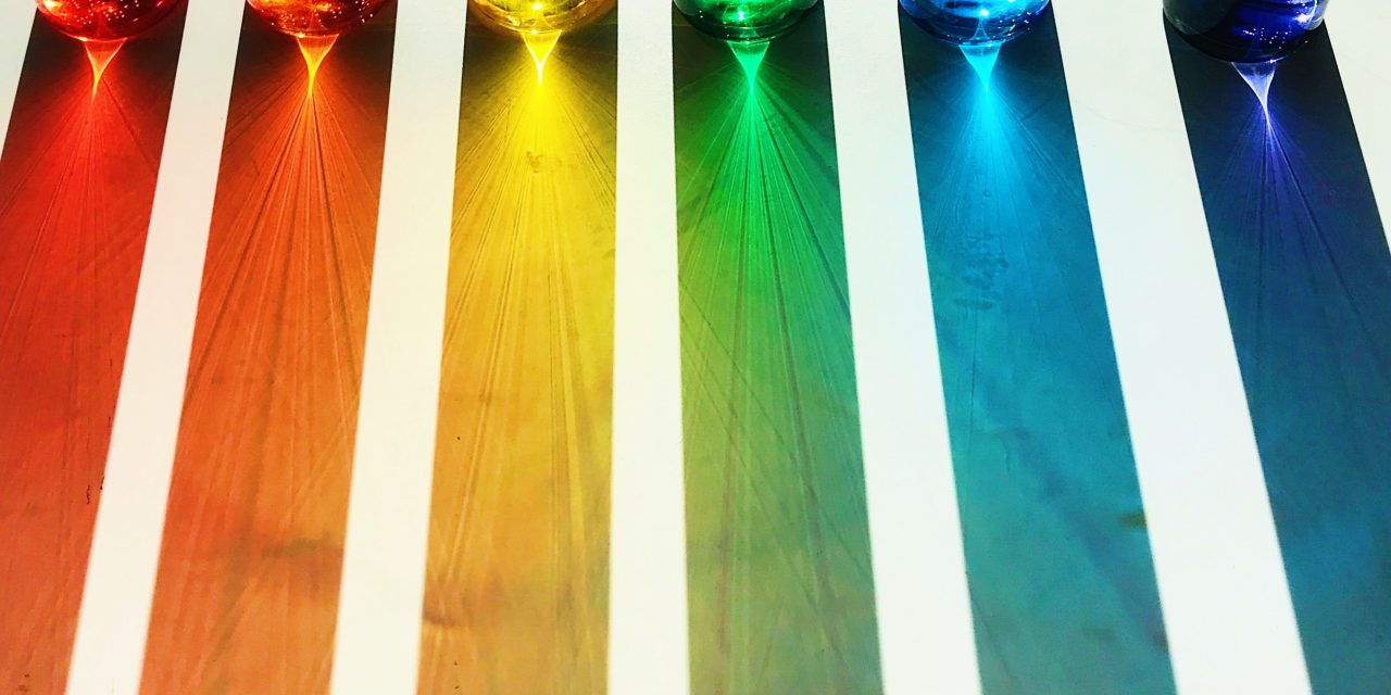 Cromopuntura Psicosomatica: Benessere Psicofisico